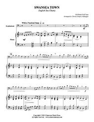 Swansea Town (Euphonium Solo) (Download)