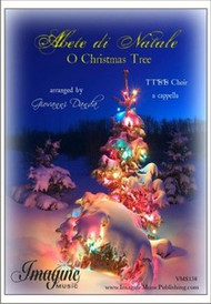 Abete di Natale (O Christmas Tree) (TTBB)