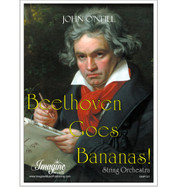 Beethoven Goes Bananas (download)