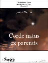 Corde natus ex parentis (download)