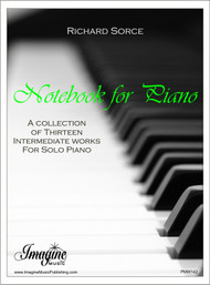 Notebook for Piano (download)