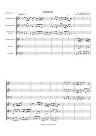 MARCH (ANTIPHONAL) (download)