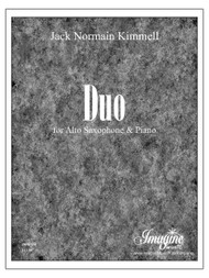 Duo for Alto Saxophone & Piano