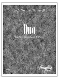 Duo for Alto Saxophone & Piano (download)
