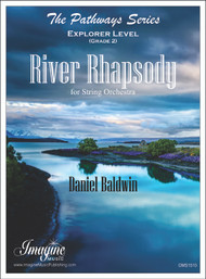 River Rhapsody (string orchestra) (download)