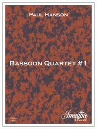 Bassoon Quartet #1 (download)