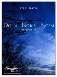 Dona Nobis Pacem (Bassoo Trio) (download)