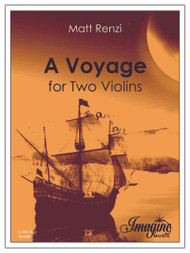 Voyage for Two Violins