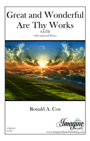 Great and Wonderful Are Thy Works (download)
