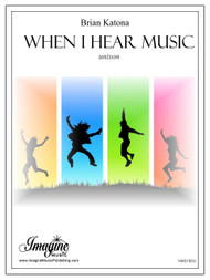 When I Hear Music (unison) (download)