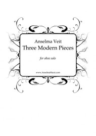 Three Modern Pieces for Oboe