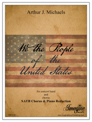 We the People of the United States (SATB score) (download)