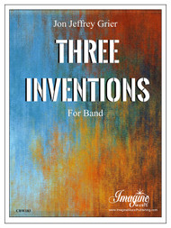 Three Inventions for Band