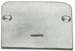 BUTTONSEW NEEDLE PLATE 175483 FOR SINGER 175