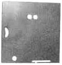 BED PLATE (RIGHT) JUKI LU 562  LU 562  LU 563