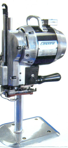 "Product - CONSEW 918-8"" STRAIGHT KNIFE CUTTING MACHINE (918-8)"