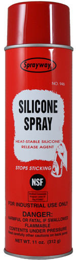 SPRAYWAY SILICONE SPRAY SW946