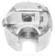 Product - BOBBIN CASE (LARGE CAPACITY) 239728 FOR SINGER 369W (239728)