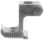 """Product - VIBRATING PRESSER FOOT 1/4"""" GAUGE ( INSIDE FOOT ) 267679-016 FOR SINGER 300W203"""