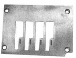 "Product - NEEDLE PLATE ( 1/2"" X 1/2"" X 1/2"") 14-424 FOR KANSAI DFB1404P (14-424)"