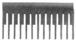 "Product - FEEDER 15-496 1/4"" GAUGE 12 NEEDLES FOR KANSAI DFB 1412 (15-496)"