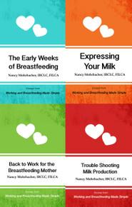 Working and Breastfeeding made Simple mini bundle