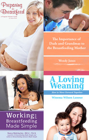 Breastfeeding Moms Bundle