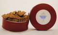 Heavenly Toffee Cookie Red Tins