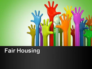 Fair housing and the real estate professional. Current issues facing Idaho licensees and how they can meet the spirit and the requirements of the Fair Housing Act.
