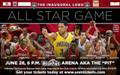 Inaurgural Lobo All Star Basketball Game