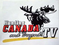 """Hunting Canada and Beyond Window Decals 6""""x5"""""""