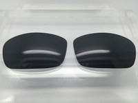 Custom Arnette Rage XL 4077  Black Non-Polarized Lenses