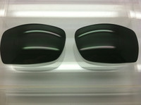 Chanel CH 5076-H Custom Black/Grey Non-Polarized Lenses (lenses are sold in pairs)