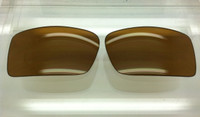 Oakley Gascan Custom Brown Non-Polarized Lenses (lenses are sold in pairs)