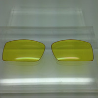 Gascan - Yellow Lens - non polarized (lenses are sold in pairs)