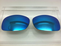 Hielo - Grey with Blue reflective coating - Polarized (lenses are sold in pairs)