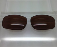 Custom Papa G  Brown Non-Polarized Lenses (lenses are sold in pairs)