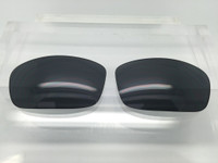 Custom Arnette Rage XL 4077 Black / Grey Lens Polarized Lenses