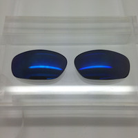 Rayban RB4057 Aftermarket Lens Set - Grey with Blue reflective coating -NON Polarized (lenses are sold in pairs)