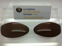Swinger 250 (non-raised logo only) Brown Non-Polarized Lenses (lenses are sold in pairs)