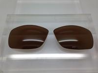 Custom Arnette Cheat Sheet 4166 Brown Polarized Lenses (lenses are sold in pairs)
