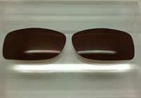 Custom Electric Hi Fi  Brown Non-Polarized Lenses (lenses are sold in pairs)
