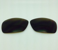 Custom Electric Charge  Brown Polarized Lenses (lenses are sold in pairs)