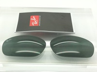 Authentic  Rayban 4115 Green Lenses