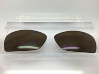 Custom Arnette Stick Up 4147 Brown Lens Non-Polarized Lenses