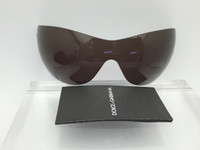 Authentic D&G 6036 Brown Replacement Shield