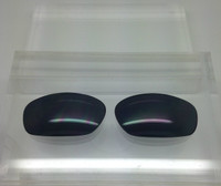 Costa Del Mar - Zane - aftermarket custom lens - Black/Grey Lens - Polarized wtih backside AR Coating (lenses are sold in pairs)