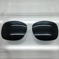 Custom Oakley Unfaithful Black Polarized Lenses (lenses are sold in pairs)