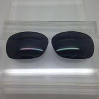 Custom Oakley Drizzle Black Polarized Lenses (lenses are sold in pairs)