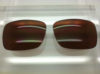 Rayban 4165 Custom Brown Polarized Lenses SIZE 54 (lenses are sold in pairs)